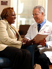 Comprehensive care for adults with cancer